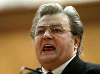 """Vadim si discursul """"Jos Mafia, sus patria!"""" in Parlamentul European"""