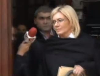 Vaduva lui Dan Adamescu scapa de arestul la domiciliu - va fi plasata sub control judiciar