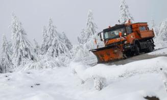 Val de frig in Europa: 28 de morti in Europa Centrala