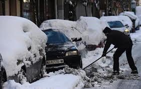 Val de frig in Europa Centrala: 45 de oameni au murit