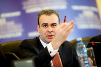 Valcov spune ca unele masuri din ordonanta care prevede zeci de modificari fiscale si financiare au fost discutate cu Ion Tiriac