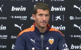 "Valencia si-a dat afara antrenorul dupa esecul cu Barcelona. ""Liliecii"", in pericol de retrogradare"