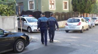 Valeni: Un barbat care voia sa-si puna capat zilelor, salvat de politisti si jandarmi