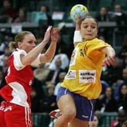 Valentina Elisei a fost aleasa in echipa ideala a Europenelor