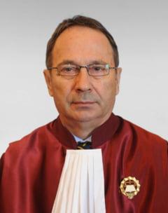 Valer Dorneanu este noul presedinte CCR: Unii ne-au transformat in arbitru de ring