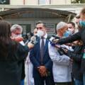 """Valeriu Gheorghiță: """"Suntem în situația Italiei de la începutul pandemiei. Spitalele sunt copleşite de pacienţi cu COVID-19"""""""