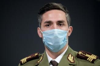 """Valeriu Gheorghita: """"Romania, spre deosebire de alte tari, a pastrat dozele pentru rapelul tuturor persoanelor deja vaccinate"""""""