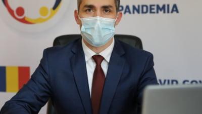 """Valeriu Gheorghita nu exclude riscul revenirii la o situatie grava. """"Acesta scade daca un numar cat mai mare de persoane se vaccineaza"""""""