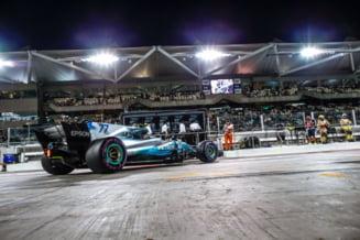 Valtteri Bottas castiga ultima cursa de Formula 1 a anului, in Emirate