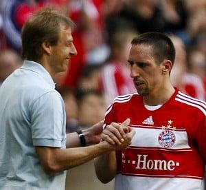 Van Bommel: Ribery vrea sa plece la FC Barcelona