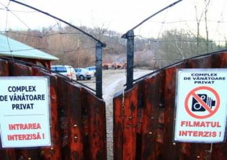 Vanatoarea de la Balc: Dosar penal, in urma unei plangeri