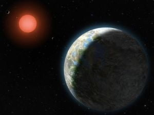 Vand teren pe singura planeta locuibila din afara sistemului solar