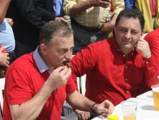 Vanghelie: Cred ca Mircea Geoana trebuie reprimit in partid