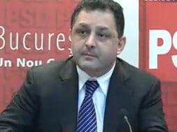 Vanghelie: Voi propune excluderea lui Severin (Video)