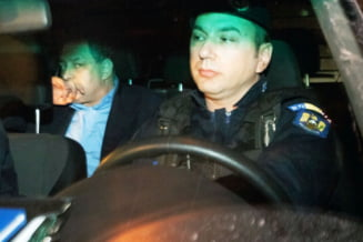 Vanghelie a plecat acasa, judecatorii decid daca va fi arestat: Nu fug din Romania, stati linistiti!