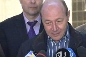 Vanghelie ar fi folosit banii din spaga pentru campania Elenei Basescu - Reactia lui Traian Basescu