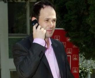Vanghelie l-a inscaunat pe Robert Negoita sef la PSD Ilfov