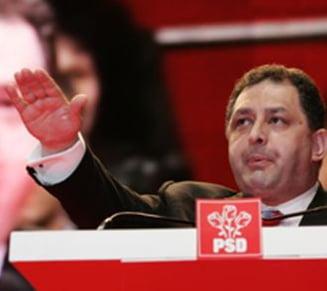 Vanghelie va fi reales miercuri seara sef al PSD Bucuresti
