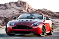 Vantage S Roadster, noua decapotabila sport de la Aston Martin