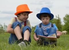 Vanzari cu 81% mai mari la cartile pentru copii in starea de urgenta, anunta cea mai mare librarie online din Romania