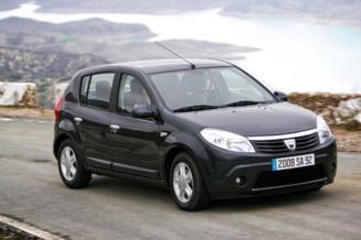 Vanzari in scadere pentru Dacia, in primul semestru