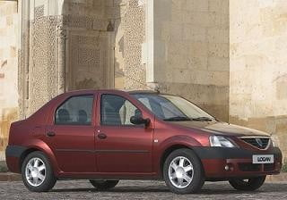 Vanzarile Dacia Logan in Europa, in crestere