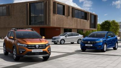 Vanzarile Dacia au scazut cu 35% pe plan mondial si cu 9% in Europa, in primele noua luni din 2020
