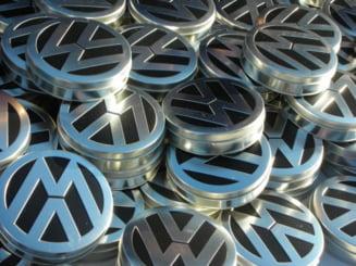 Vanzarile Volkswagen au crescut cu 19,1% in noiembrie