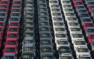 Vanzarile auto din Europa au scazut in februarie cu 18%