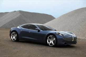 Vanzarile automobilelor de lux, afectate grav de criza financiara