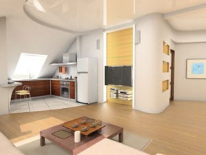 Vanzarile de apartamente noi au scazut in 2008 cu 50%