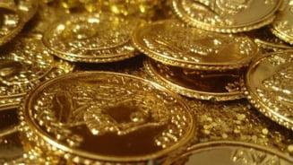 Vanzarile de aur au sarit cu 40%
