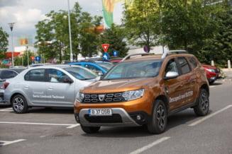 Vanzarile de autoturisme Dacia in Europa au scazut, in august, cu 34%, potrivit Asociatiei Constructorilor Europeni de Automobile: