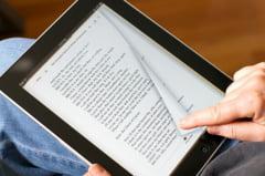 Vanzarile de e-Books au scazut in 2012, viitorul apartine cartilor
