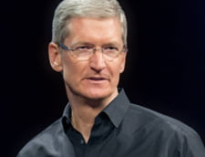 Vanzarile sub target ale Apple i-au taiat 15% din venituri lui Tim Cook