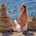 """Vară infinită pentru cea mai sexy jurnalistă de sport. Imagini """"fierbinți"""" de la Ibiza FOTO"""