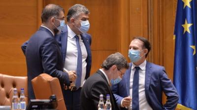 Variantă discutată de PNL și PSD: moțiunea să fie votată pe 1 octombrie, după congresul liberalilor SURSE