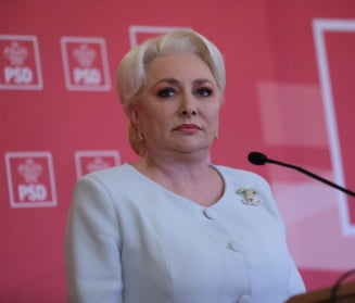 Varianta Dancila la scandalul Oprisan-Ciolacu: Nu s-au injurat, trebuie sa fim o echipa unita