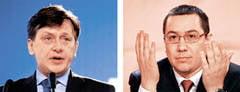 Variantele de lucru ale PSD si PNL includ suspendarea lui Basescu. Lazaroiu: Numai presedintele poate trece poporul prin desert