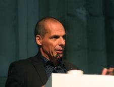 Varoufakis acuza elita politica din UE: V-ati facut-o cu mana voastra!