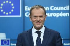 Varsovia a blocat summitul Uniunii Europene, dupa ce Donald Tusk a fost reales sef al Consiliului European