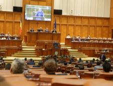 Varujan Pambuccian Parlament Motiune