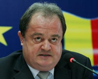 Vasile Blaga: Asistam la o lovitura de stat, facem plangere penala