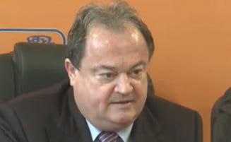 Vasile Blaga: Conducerea PDL trebuia sa fie deja la Resita