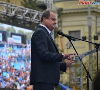 Vasile Blaga: Domnul Cocos nu a adus niciun ban la partid
