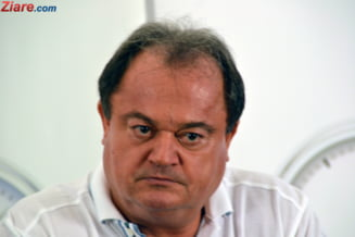 Vasile Blaga: Eu nu pot face cadou partidul cuiva