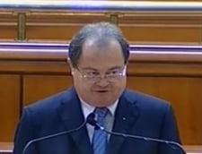 Vasile Blaga: Guvernul de criza va fi un guvern de musama