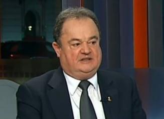 Vasile Blaga: Imi dau demisia, daca nu castig alegerile din 2016