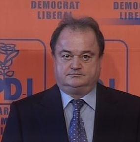 Vasile Blaga: PD-L respinge cu tarie orice fel de acuzatii de coruptie (Video)