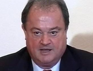 Vasile Blaga: Sansele mele in fata lui Emil Boc sunt mari
